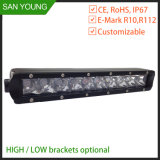 Cars 크리 말 Vehicels Light Bar LED를 위한 250W LED Slim Driving Light Bar