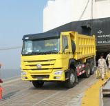低価格のSinotruck HOWO 6X4 371HPのダンプトラック(Zz3257n3247b)