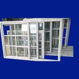 El sur de Amerian baratos del mercado ventanas deslizantes de UPVC