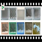 Блок прозрачного цвета Greem стеклянный