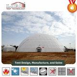 [40م] فولاذ كرة خيمة مع هواء مكيف لأنّ حزب حادث
