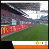 Van de LEIDENE van de Perimeter van het Stadion van de voetbal de LEIDENE Vertoning van het Scherm P10 P8 Vertoning van het Aanplakbord