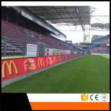 El perímetro del estadio de fútbol de la pantalla LED de P10 P8 de Billboard de la pantalla de LED