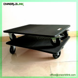 150 kg de carga de Skate Transportador de contrachapado de 4 ruedas