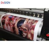 1.9mのDx8印字ヘッドの広いフォーマットのデジタル壁のステッカーの印字機