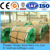 ステンレス鋼のコイル304、316L、321、2205