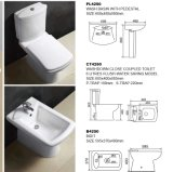 Artículos sanitarios del cuarto de baño del estilo de la alta calidad nuevos con el bidé y el inodoro colgado en la pared