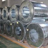 O revestimento de zinco mergulhado quente galvanizou a bobina de aço