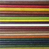 Cuero sintetizado material de los muebles del sofá de la corona de la promoción de la fábrica