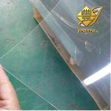 Hoja transparente de la venta caliente APET para la impresión en offset