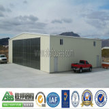 Stahlrahmen-Aufbau-Werkstatt und Lager