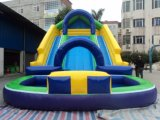 Kundenspezifisches aufblasbares Schlag-Haus für Kinder (BC-051)