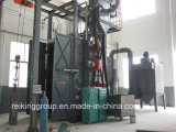 Heiße Verkaufs-Qualitäts-haltbare hakenförmige Schuß Bvlast Maschine