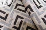 Tissu parfait de sofa de jacquard de 2017 Grometrical (FTH31948)