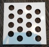 カーテン・ウォールに使用する固体アルミニウムシート
