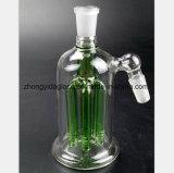 Green Tree branches de l'eau du filtre à huile de recyclage du verre de raccords de tuyau