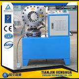 Le ce a délivré un certificat la machine sertissante Dx68 de boyau hydraulique de machine de presse de boyau à vendre