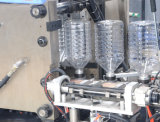 Machine de soufflement complètement automatique pour la bouteille de l'animal familier 5L