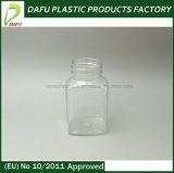 bottiglia di pillola di plastica della medicina dell'animale domestico 120ml con la protezione della prova del bambino