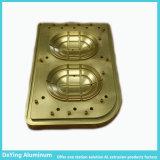 Китай обработки металла на заводе отличная обработка поверхностей промышленного алюминиевого профиля