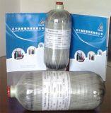 Alsafe composto de fibra de carbono a pressão dos cilindros