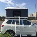 Fibra de vidro Hard Shell tenda off road Camping Car a Capota de Lona
