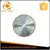 원형 절단 다이아몬드는 화강암 대리석을%s 톱날을