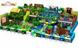 зоны игры цветастых детей оборудований спортивной площадки крытые мягкие для игр
