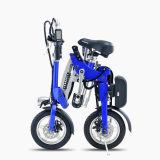 جديد [12ينش] [فولدبل] كهربائيّة درّاجة [إموتور] عربة