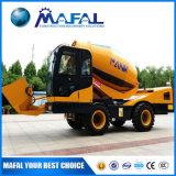 1m3 de mobiele Concrete Vrachtwagen van de Mixer Mixer/1000L