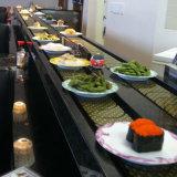 Type de convoyeur de lamelle et bande de conveyeur neuve de nourriture de sushi de condition