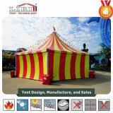Tente chaude de Multi-Côtés de vente avec la double tente de Hall de crête élevée