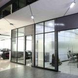 Super Transparente Grande 15mm 19mm de tamanho personalizado de vidro temperado laminado