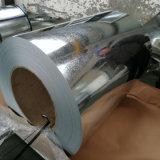 Acciaio galvanizzato tuffato caldo materiale pieno dell'acciaio duro in bobine