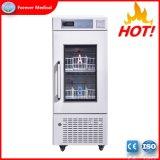 Haute qualité utilisés en médecine clinique à la verticale de la banque de sang d'un réfrigérateur (BPBR110)
