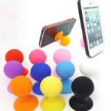 Stand collant durable de téléphone de silicones de surgeon de cadeau promotionnel en gros