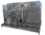 Full automatic 200L/H pequena linha de engarrafamento do sumo