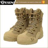 De hoge Laarzen van het Gevecht van de Aanval van de Boswachter van de Bevelhebber van het Leger Militaire Tactische