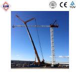 Topkitの新建設の機械装置のタワークレーン