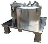 Cps600nc de alta velocidad de la placa plana centrifugar la máquina para el aceite de coco
