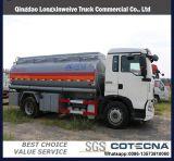 Cnhtc Sinotruk HOWO 8X4 32cbm 연료유 유조 트럭
