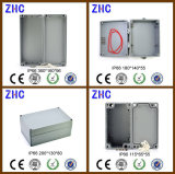 175*80*80 de Matrijs Gegoten Doos van uitstekende kwaliteit van het Metaal van het Aluminium van de Bijlage IP66 Waterdichte