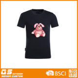 Druck-Form-schnelles trockenes T-Shirt der Frauen