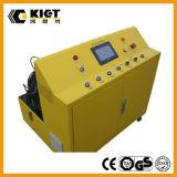 Sistema de elevação síncrono PLC para construção