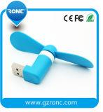 Вентилятора USB мобильного телефона вентилятор USB микро- портативный гибкий миниый для PC Tablets Android Smartphones