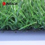 Grama macia da mola da grama da grama artificial do campo de jogos para crianças