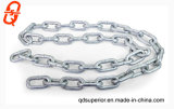 Acciaio legato delicato galvanizzato del acciaio al carbonio dell'acciaio inossidabile della catena a maglia