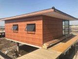 강철 구조물 Prefabricated 집에 사용되는 16mm PU 샌드위치 위원회