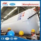 Utilização industrial de azoto líquido criogénico vertical do tanque de armazenamento de oxigénio