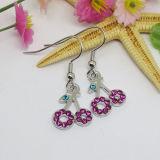 Сплав моды очарование Вишня Earring алмазов из Китая поставщика